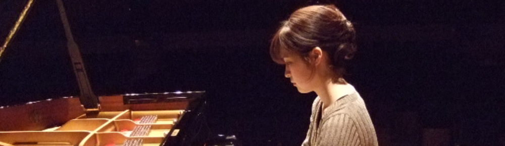Pianist Mari Kawagishi official website